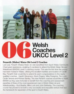 British Water Ski and Wakeboard Article